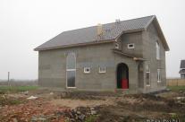 Фотографии строительства домов и коттеджей.