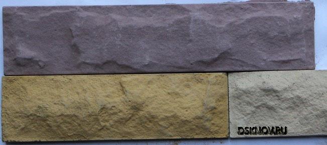 Цокольная и фасадная плитка